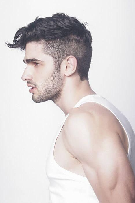 Top 10 Short Men's Hairstyles of 2016 - Part 6