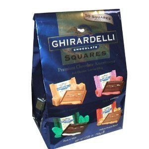 Ghirardelli Chocolate Squares Premium Chocolate Assortment 26.57 Ounces - http://www.yourgourmetgifts.com/ghirardelli-chocolate-squares-premium-chocolate-assortment-26-57-ounces/