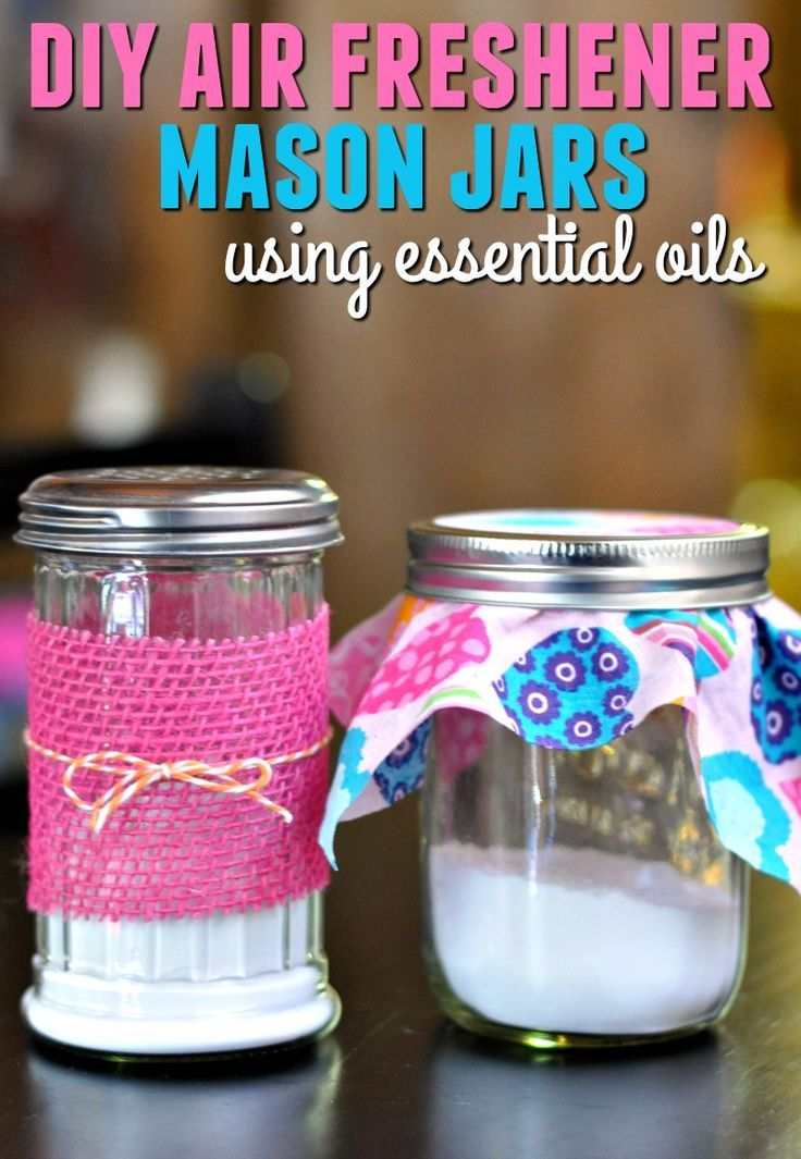 Tired of toxic air fresheners that cause respiratory issues? These easy DIY air freshener jars will give you health benefits and keep the air fresh!
