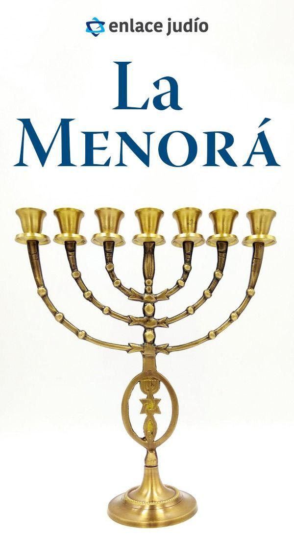 La Menora Simbolo Judio Disenado Por El Gran Arquitecto Frases Kabbalah Escrituras De La Biblia Biblia Hebrea