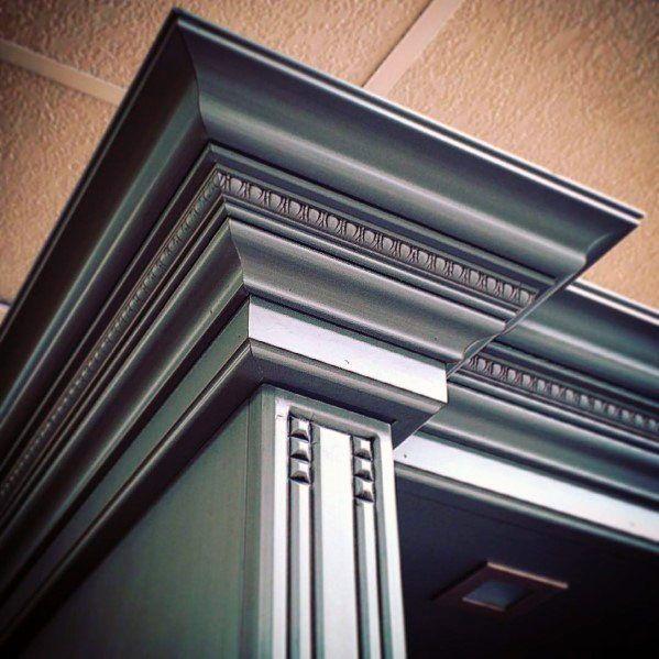 Top 70 Best Crown Molding Ideas Ceiling Interior Designs House Interior Design Styles Gypsum Design Ceiling Crown Molding