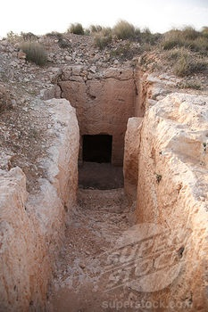 Dolmen, Djerba, Tunisia North Africa