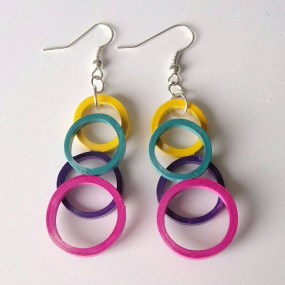 Quilling Papers Earrings: 25+ Best Ideas About Quilling Earrings On Pinterest