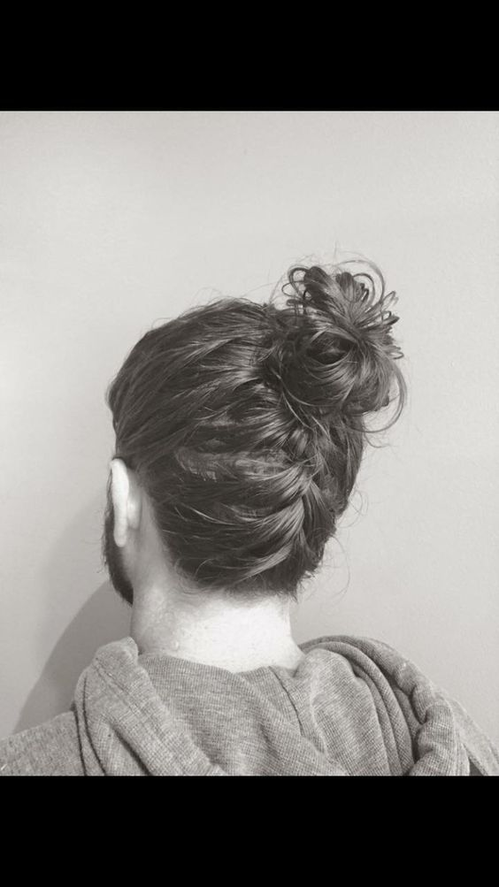 current hair styles 25 best ideas about bun haircut on top 6895