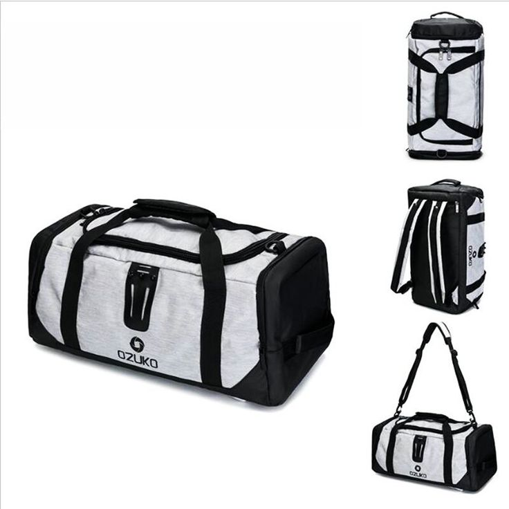 New Large Capacity Sport Gym Backpack Waterproof Oxford Fitness Shoulder Bags Independent Shose Wearhouse Duffel Package Tote. Yesterday's price: US $63.88 (51.89 EUR). Today's price: US $35.77 (29.14 EUR). Discount: 44%.