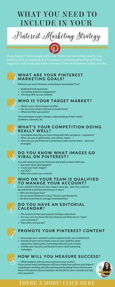106 best Pinterest Marketing Tips images on Pinterest Social media