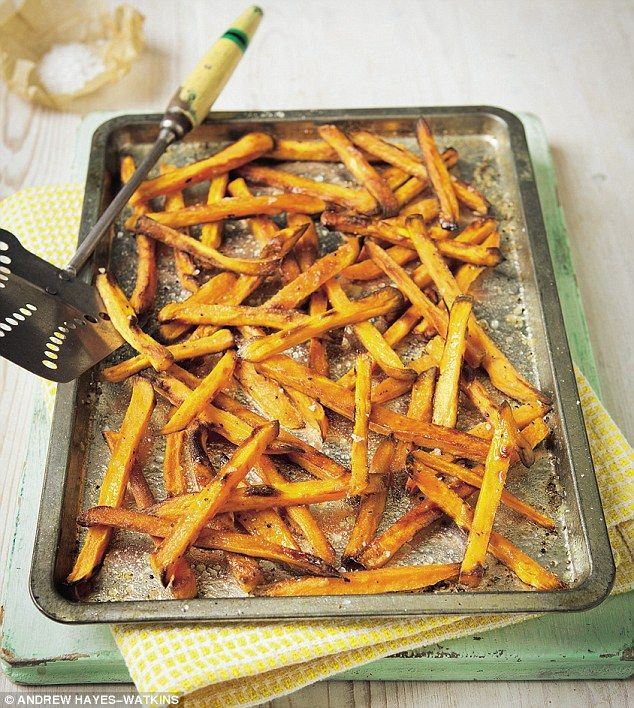 We all love chips if we're honest and these are a healthier version that all the family will go crazy for