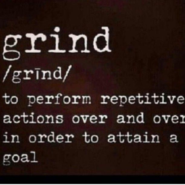 Grind                                                                                                                                                      More