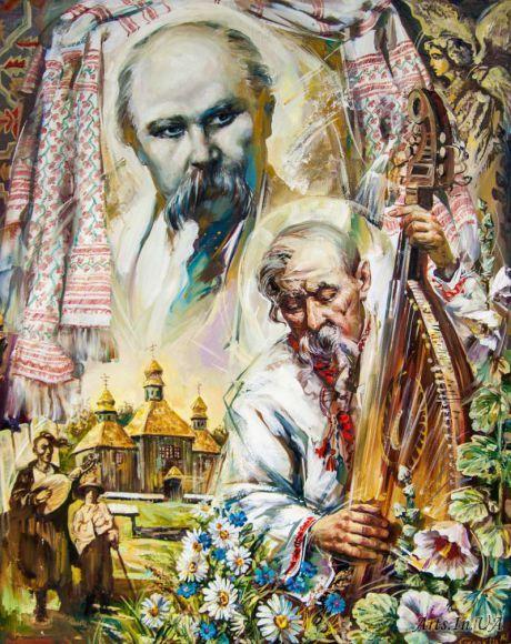 Кобзарь - Охапкин Александр