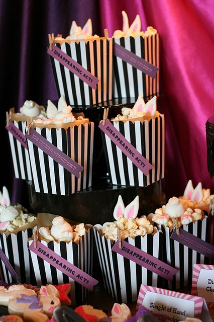 Magic Birthday Party Ideas | Photo 15 of 28 | Catch My Party