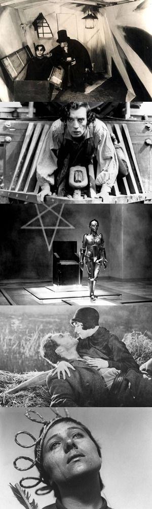 Cinque film muti famosi e importanti