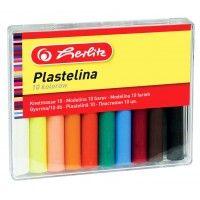 Plastelina Herlitz 10 kolorów Herlitz