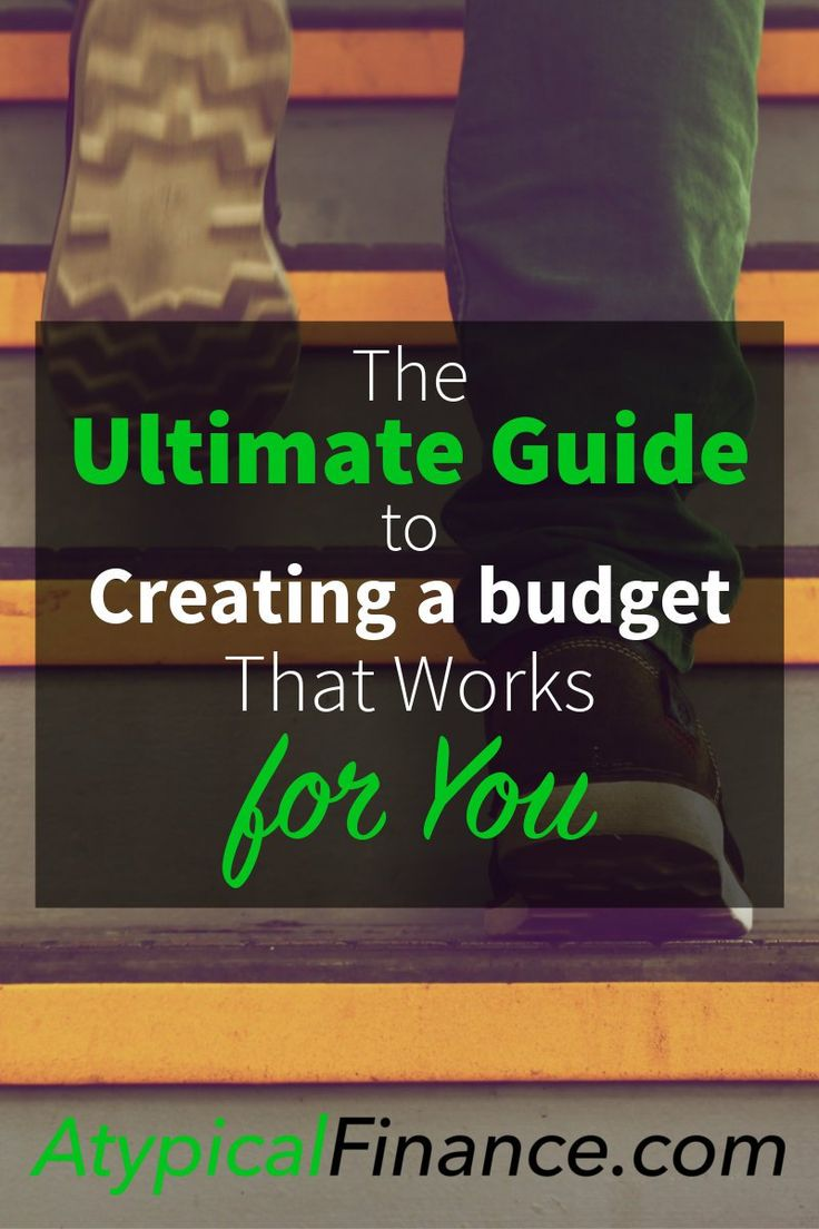 The key to being able to stick with a budget is creating one that is uniquely YOU. Here's how (includes a free printable checklist!).