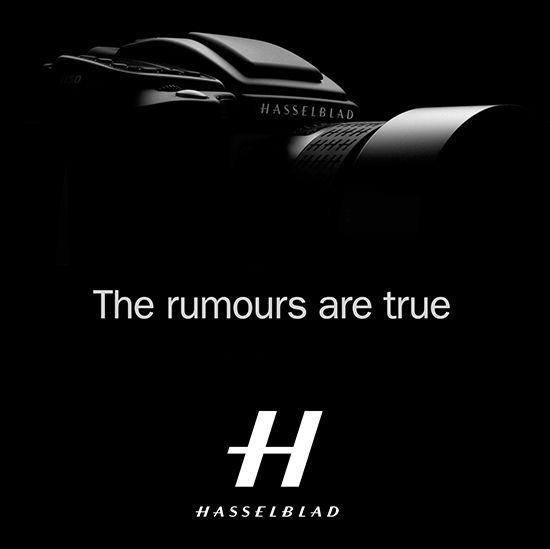 Hasselblad to announce H5D-50c medium format camera with CMOS sensor
