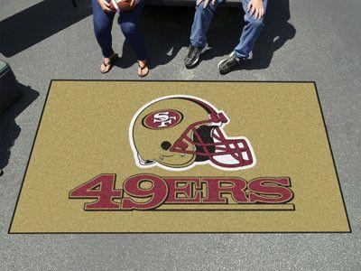 San Francisco 49ers Ulti-Mat 5'x8'