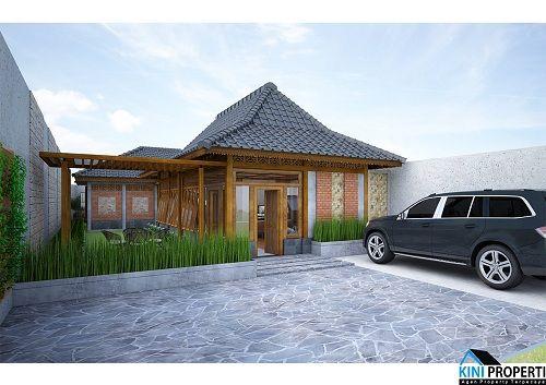 Villa Taman Svarga kav.4 Yogyakarta LT : 319 m2  LB : 108 m2   Harga : Rp. 825.000.000,00