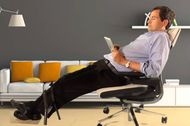 Video: 90 Seconds With Pogue: Steelcase Gesture
