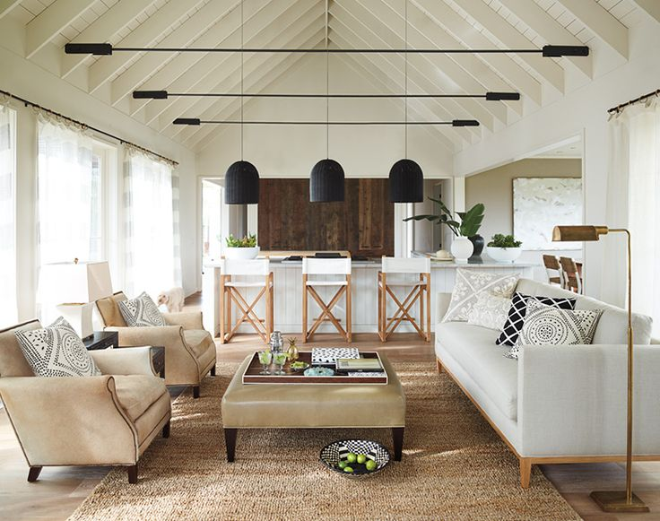Living Room: Furniture, Décor and more | Serena & Lily