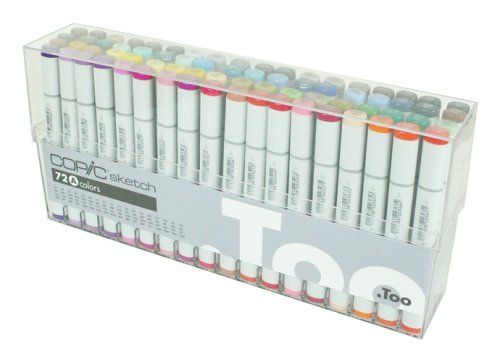 Copic Set A Sketch Marker (Pack of 72) Copic http://www.amazon.co.uk/dp/B000MRSUEE/ref=cm_sw_r_pi_dp_sPWcvb1V4DXVQ