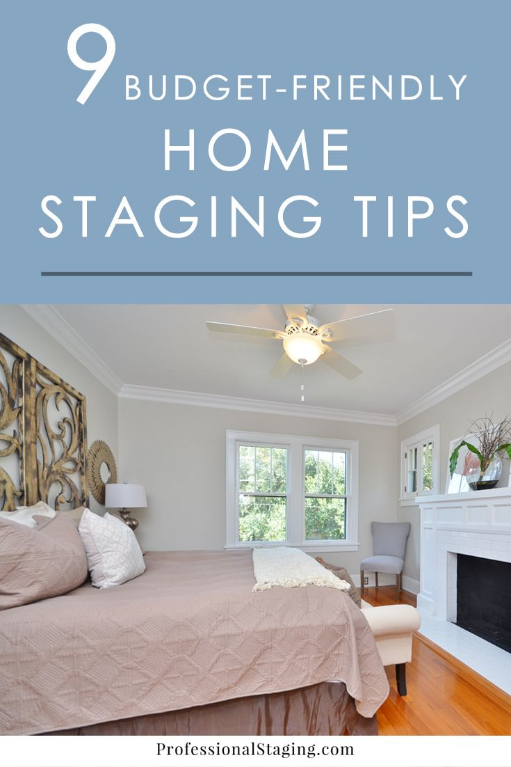 The 25 best home staging tips ideas on pinterest for Cost to stage a house