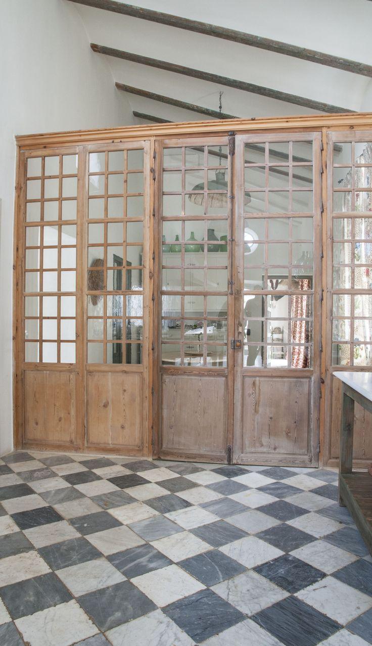 #materialancien #sueldos de piedra antiguo #vigas de madera #suelos antiguo #suelos de mármol antiguo # puertas de madera #puertas madera antiguas #venta