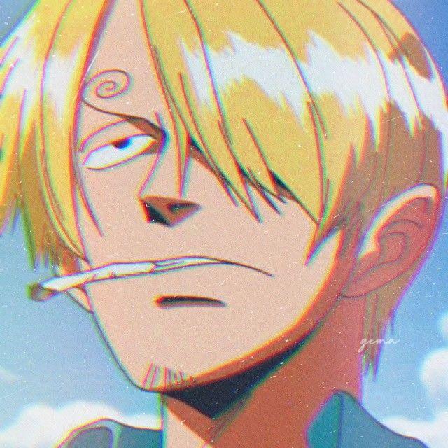 sanji hypebeast wallpaper anime icons iconic characters