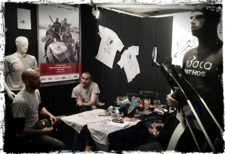 people / events @ natex Show 2012