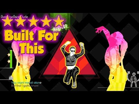Just Dance 2015 - Built For This - 5* Stars - YouTube