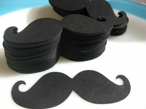 Mustache Party Decorations