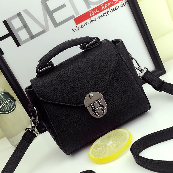 INLEELA New Arrival Small Women Shoulder Bag Mini Fashion Top Handbag High Quality and Cute Women Bag * La información detallada se puede encontrar haciendo clic en la imagen