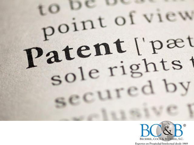 TODO SOBRE PATENTES Y MARCAS. En Becerril, Coca & Becerril, nos especializamos en la preparación, redacción, presentación, trámite, mantenimiento y defensa de solicitudes de patentes en México y en el extranjero, además nos hacemos cargo del registro de solicitudes de patente en fase nacional de conformidad con el Tratado de Cooperación en Materia de Patentes (PCT), así como de conformidad con el Convenio de París. Para BC&B, nuestros clientes son lo más importante para nosotros…