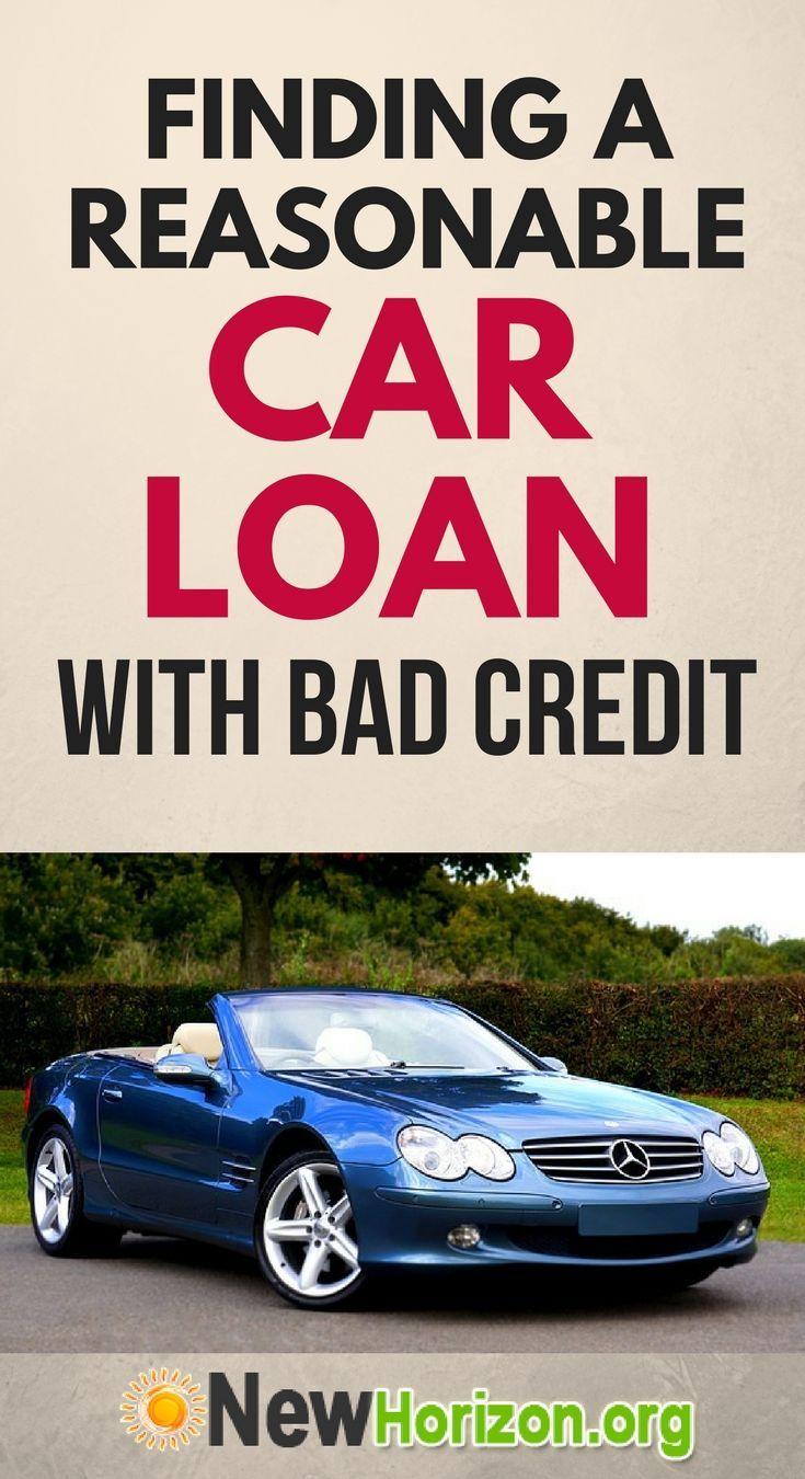 Finding A Reasonable Car Loan Despite Having Bad Credit Millennial