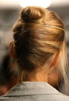 Messy Bun | Hair and Beauty