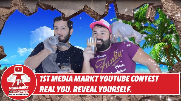 Media Markt YouTube contest - A sandwich made like never before