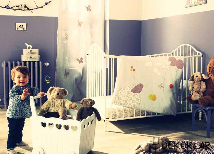 Bebeğinizin Odası İçin Önemli İpuçları | Dekorlar.com