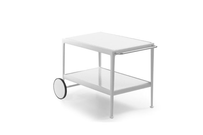 21 of the best bar trolleys: Richard Shultz '1966 Serving Cart', $2768 from Knoll.