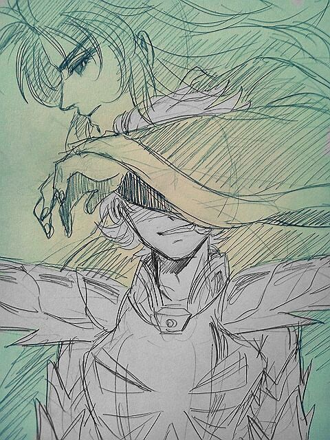 Gemini Ares (Bad Saga) | Cancer Deathmask