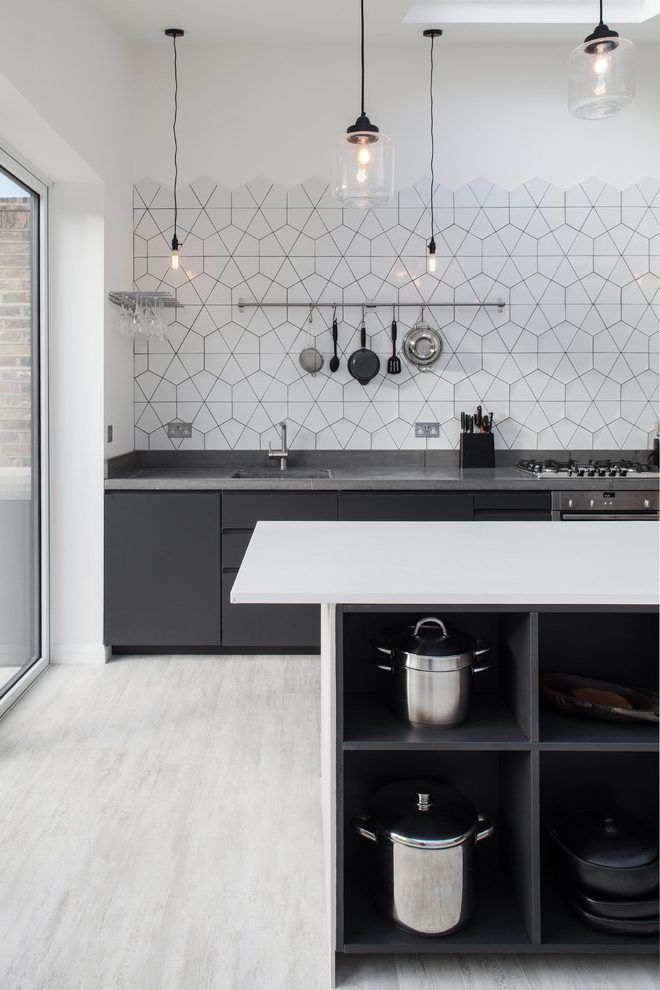 Kitchen Wallpaper Ideas Country And Modern Kitchen Wallpaper Scandinavian Kitchen Design Kitchen Design Trends Scandinavian Kitchen