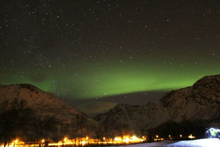 The Northern Lights Tromso, from my own trip there 3 weeks ago