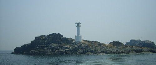 Lighthouses of South Korea: Goheung Area, Munseo
