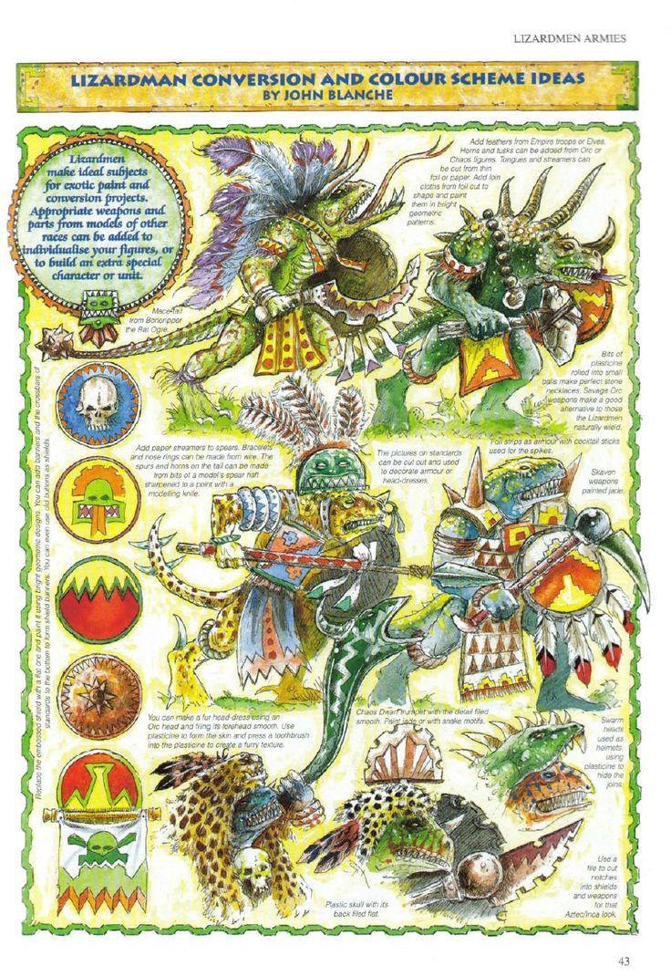 lizardmen rulebook pdf 5th edition pdf