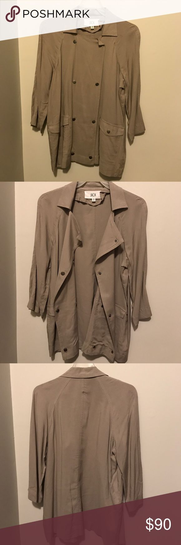 Outerwear Top. Size S. Jack Wills top. High quality, worn once. Jack Wills Jackets & Coats Blazers