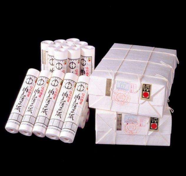 内山紙 | 伝統的工芸品 | 伝統工芸 青山スクエア