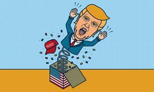 Richard Ford, Joyce Carol Oates, David Hare and more ... leading writers on Donald Trump | Books | The Guardian