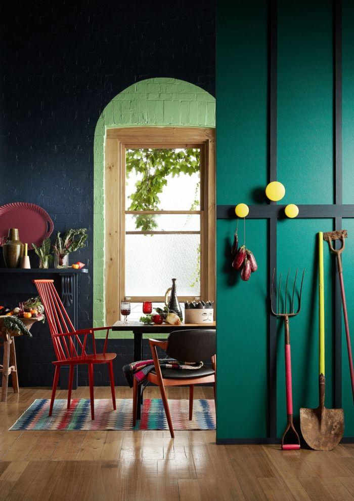 1001 Ideen Zum Thema Welche Farbe Passt Zu Rot Wohnzimmerfarben Grune Wand Einrichten Und Wohnen Wohnzimmer