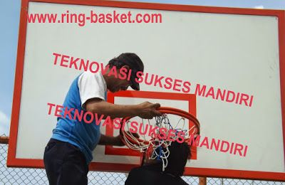 Ring Basket : Papan Pantul Basket HDPE
