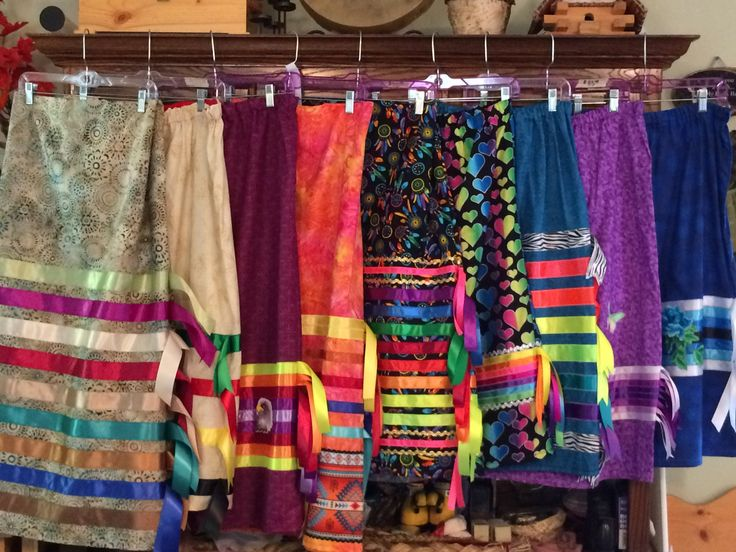 Ribbon skirts
