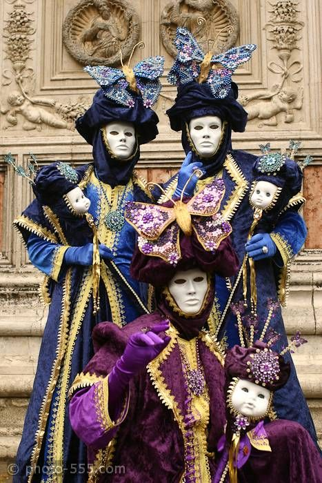 http://www.venice-photos.com - Venice Carnival 2015 will end on February 17