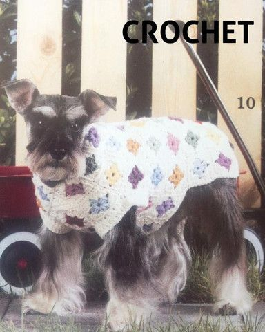 Douglas Dog Knitting Pattern : Totes & Bags For dogs, Crochet and Change 3