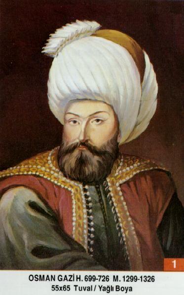 1. Osman Gazi